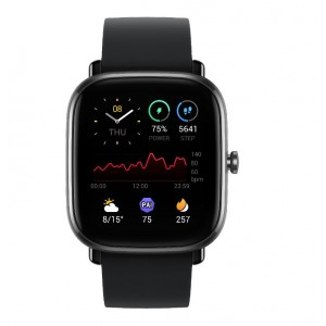 Amazfit GTS 2 mini_US_Europe_Midnight Bl