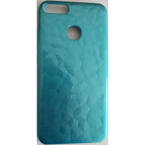 Xiaomi Mi A1 Textured Hard case Modré